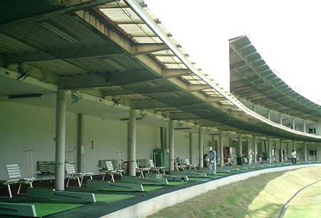 美山ゴルフ練習場